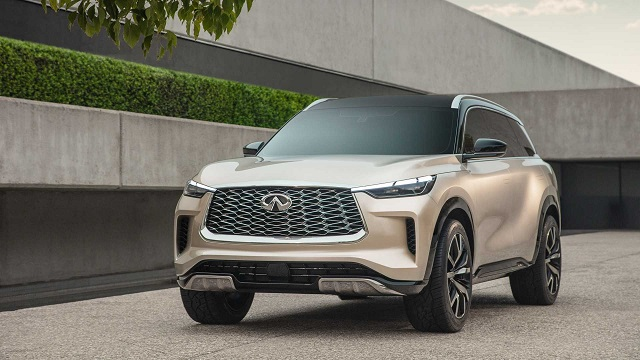 2022 Infiniti QX60 featured
