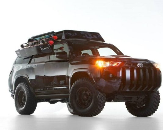 2022 Toyota 4Runner featured