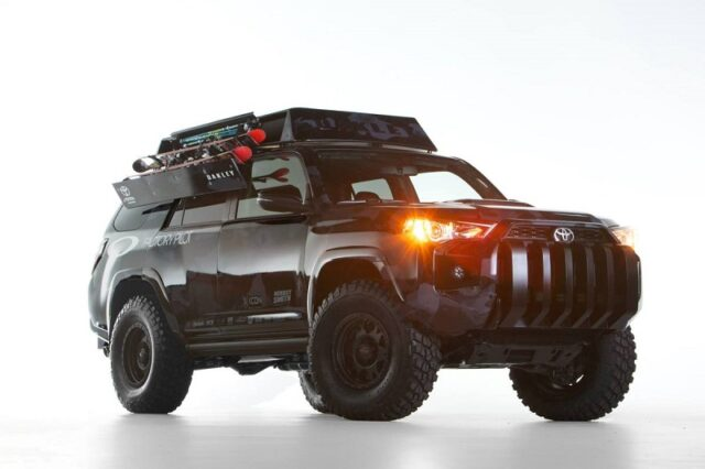 2022 Toyota 4Runner featured