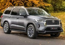 2022 Toyota Sequoia render