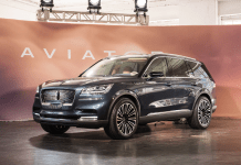 2022 Lincoln Aviator Featured