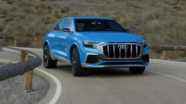 2022 Audi Q8