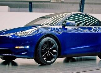 2022 Tesla Model Y Featured