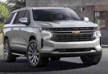 2022 Chevrolet Suburban Diesel