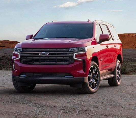 2022 Chevrolet Tahoe Diesel featured