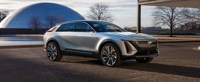 2022 Cadillac XT7 render