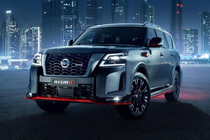2022 Nissan Armada NISMO