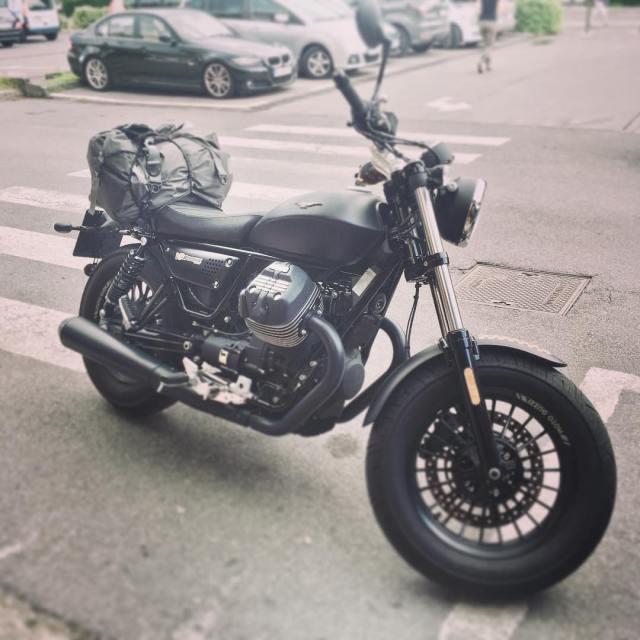 Moto Guzzi V9 bobber motorcycle bobber motoguzzi 77 77c 7sevencustomshellip