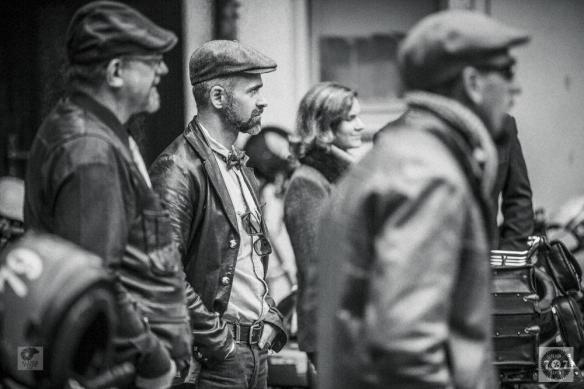The Distinguished Gentleman's Ride Ljubljana 2015
