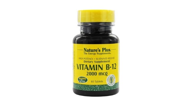 Витамин B12 Nature's Plus, Vitamin B-12