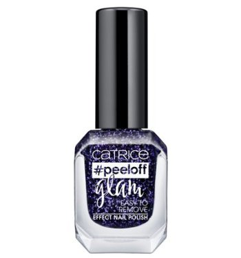 Catrice Peel-off glam Easy To Remove Effect Nail Polish в оттенке Sleep, Run