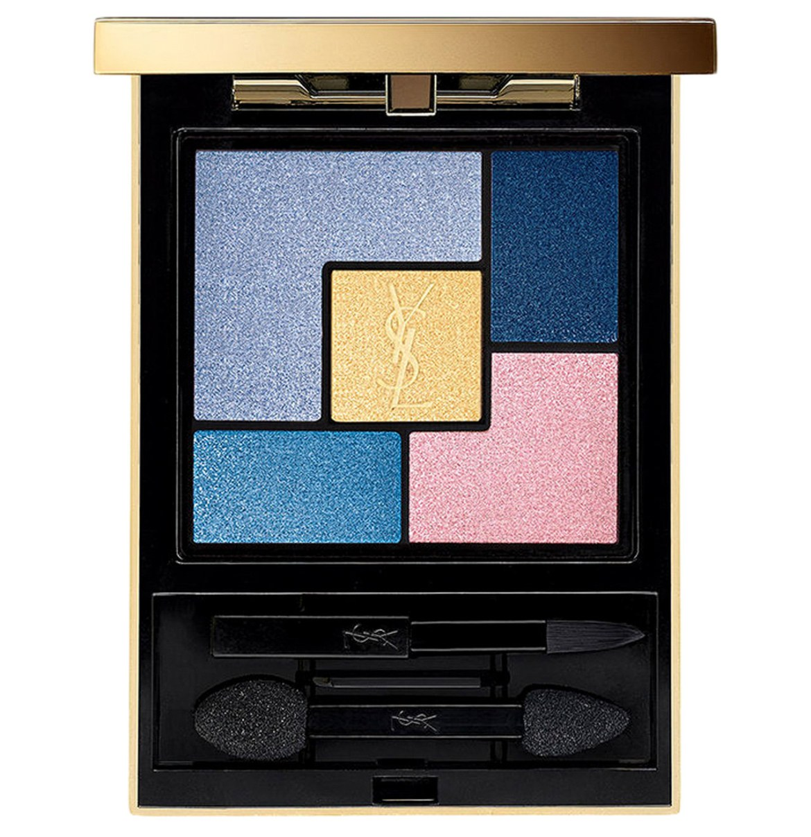 Палетка теней Couture Palette Collector Pop Illusion от YSL