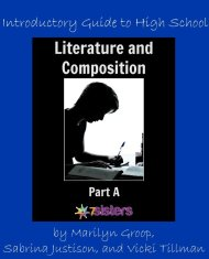 Introduction to Literature & Composition Part A 7SistersHomeschool.com