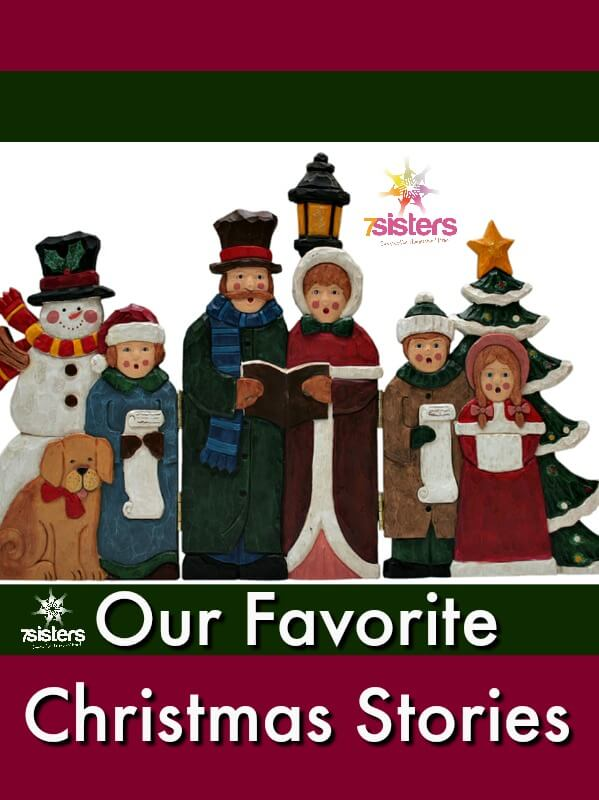 Our Favorite Christmas Stories 7SistersHomeschool.com
