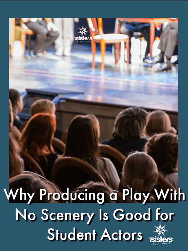 Why Producing a Play With No Scenery Is Good for Student Actors