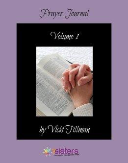 Prayer Journal 1 from 7 Sisters Homeschool