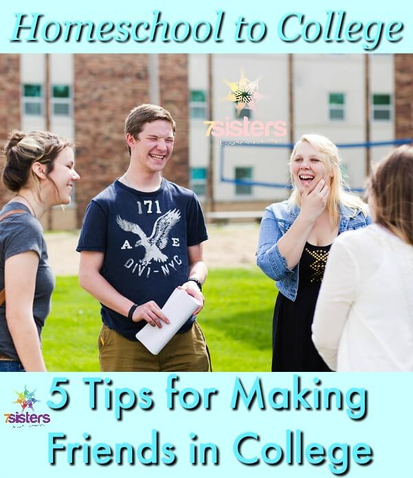 5 Tips for Making Friends in College