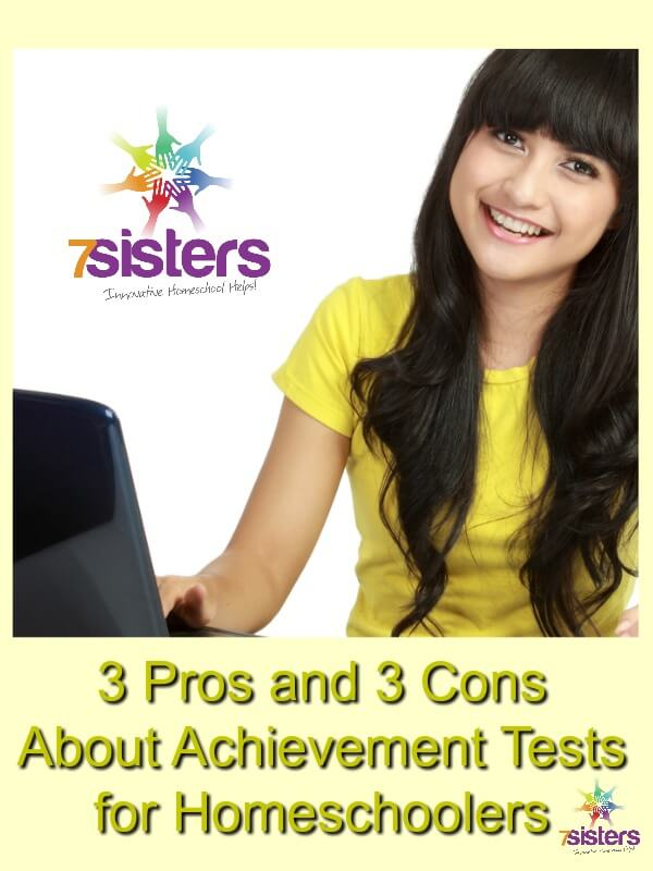 3 Pros and 3 Cons About Achievement Tests for Homeschoolers