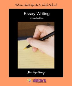 Essay Writing For Reluctant High School Writers  Sistershomeschoolcom Intermediate Essay Writing Guide By  Sisters Homeschool Help With PhD Homework Writing Assignment also Sample Essays High School  Grant Writing Services Contract