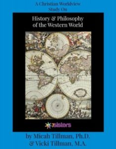 History and Philosophy of the Western World 7SistersHomeschool.com