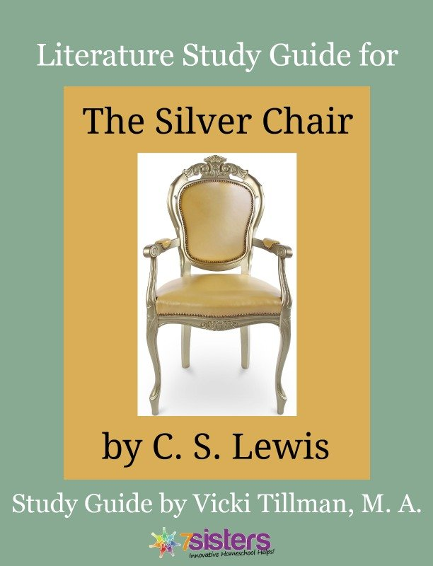 Chronicles Of Narnia Literature Study Guide 4 The Silver Chair For
