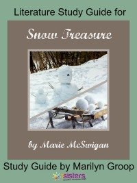 Snow Treasure Literature Study Guide 7SistersHomeschool.com