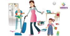 Homeschool Mom Shares: My Philosophy of Housekeeping