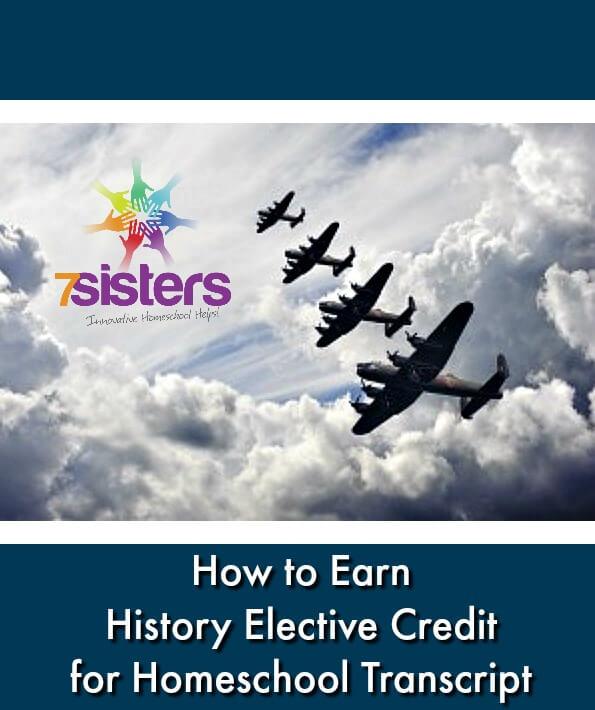 History Elective Credit for Homeschool Transcript