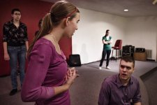 Drama is an important fine arts offering for homeschoolers