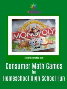Consumer Math Games