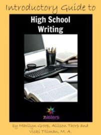 Introductory Guide to High School Writing including essays, short stories, research and poetry with no busywork.