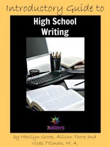 Difference Between 7Sisters Lit & Comp vs Our Other Guides? Introductory Guide to High School Writing