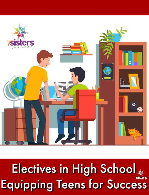 Electives in High School: Equipping Teens for Success
