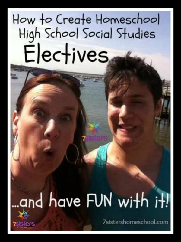 How to Create Homeschool High School Social Studies Electives