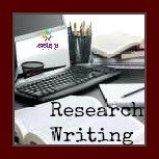 Parts of Language Arts Credits Research Writing