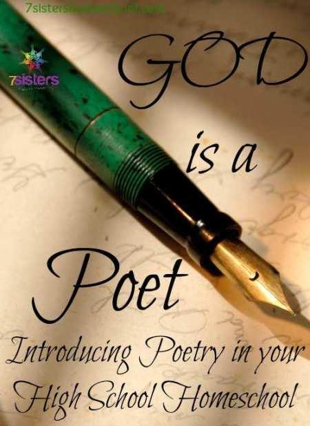 Poetry High School Homeschool