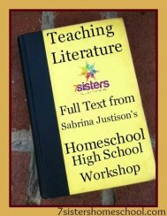 Teaching Literature Workshop