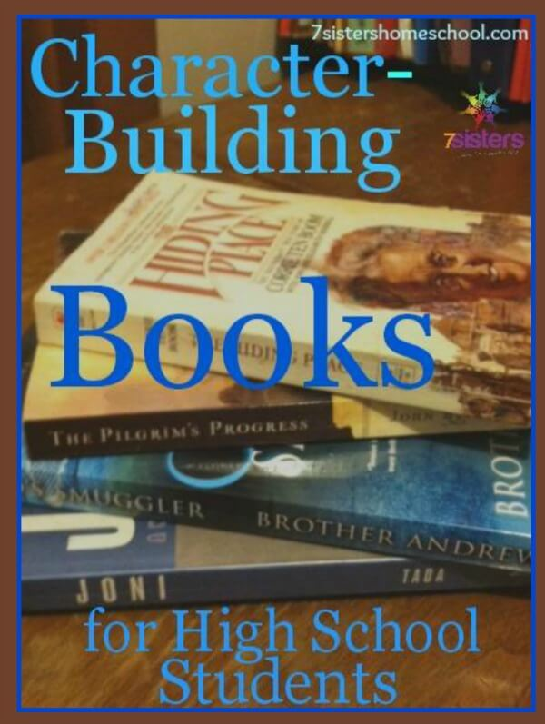 Character Building Books for High School Students