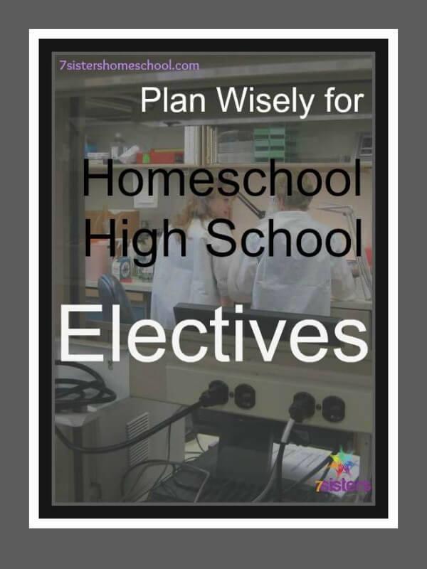 homeschool high school electives