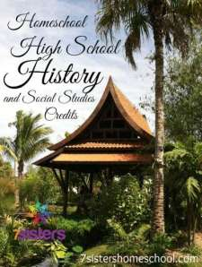 Homeschool High School History