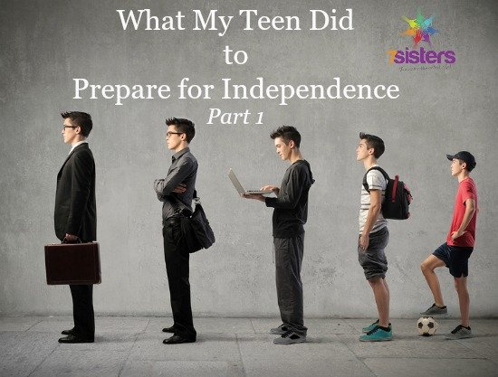 Preparing Teens for Independence