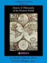 History and Philosophy of the Western World by 7 Sisters Homeschool