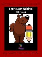 Tall Tales Writing Guide from 7 Sisters Homeschool