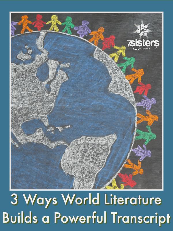World Literature Builds a Powerful Transcript