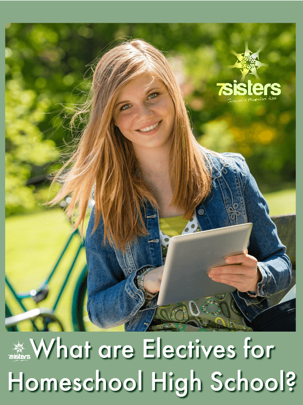 Electives for Homeschool High School
