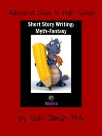 Myth-fantasy Writing Guide homeschool high school