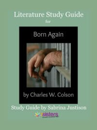 Born Again Literature Study Guide from 7SistersHomeschool.com