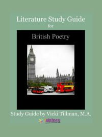 British Poetry Literature Study Guide 7SistersHomeschool.com