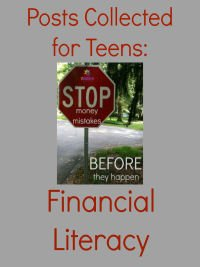Financial Literacy: Posts Collected for Teens