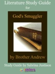 God's Smuggler Literature Study Guide from 7SistersHomeschool.com
